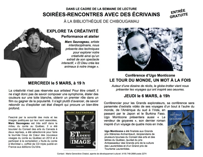 Soirée_rencontre-Marc&Ugo-Chibougamau